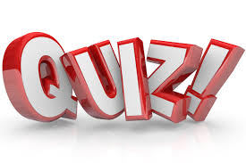 Quiz Night 29th Feb 2020